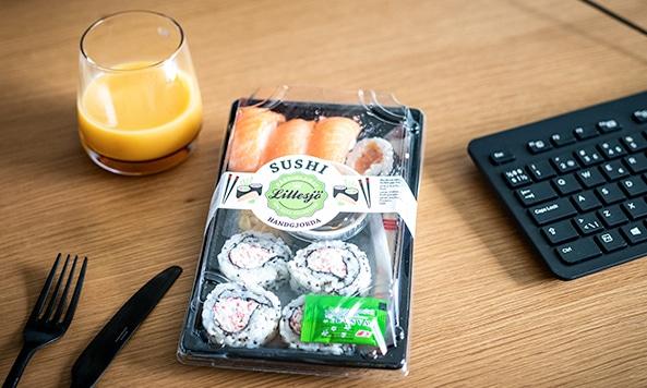 Lillesjö Sushi i miljö